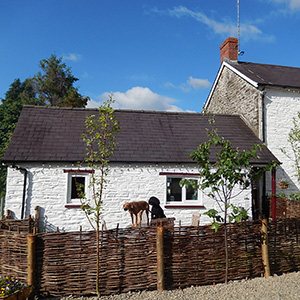 Blaenfforest Dairy Parlour, West Wales Holiday Cottages, Cottages with hot tubs wales, Pet friendly holidays